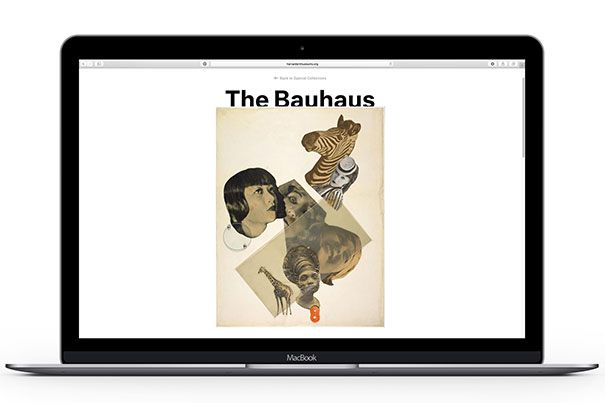 Some of the groundwork for a planned 2019 exhibit on Harvard and the Bauhaus has…