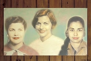 Las Hermanas Mirabal: 25 DE NOVIEMBRE: DÍA INTERNACIONAL CONTRA LA VIOLENCIA DE GÉNERO  http://nomassilencios.blogspot.com/2010/11/25-de-noviembre.html