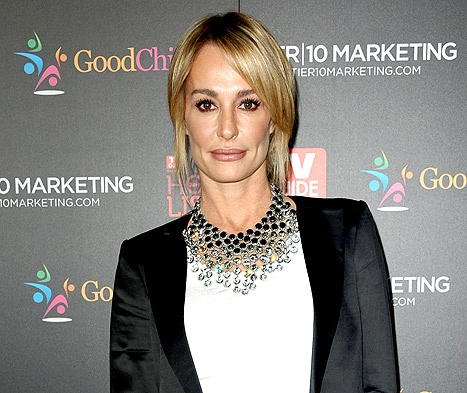 Taylor Armstrong attends the 2011 TV Guide Magazine Hot List Party at Greystone Manor Supperclub on November 7, 2011 in West Hollywood, California.