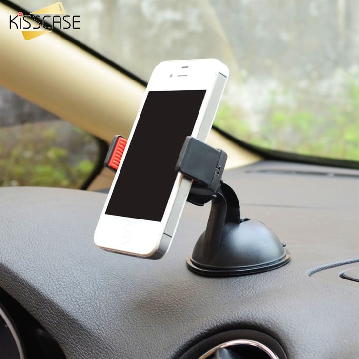 360 Degree Rotation Mobile Phone Car Holder