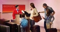Flying with children on Virgin Atlantic