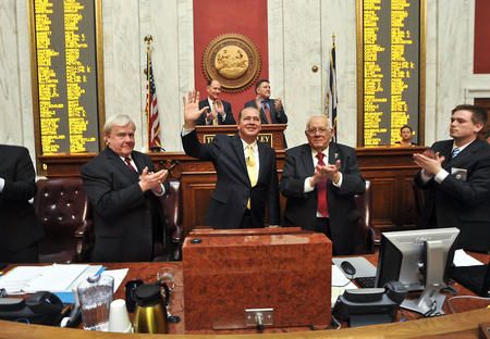 WV DEMS EXEMPT STAFF FROM MINIMUM WAGE HIKE