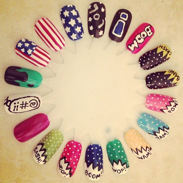 35 best catherines nail art images on pinterest nailart nail pop artcartoon nail wheel prinsesfo Image collections