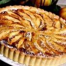 Äppelpaj med mandelmassa - Recept från Mitt kök - Mitt Kök | Recept | Mat | Bloggar | Vin | Öl