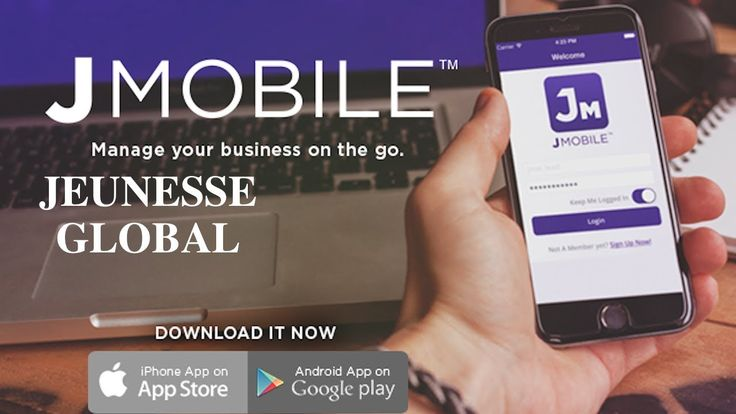 Jmobile Prospector | Management ✿ JEUNESSE GLOBAL