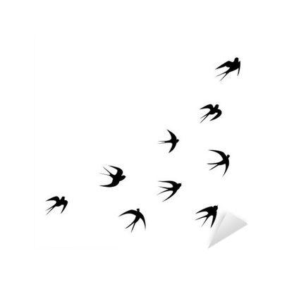 die besten 25 schwalben tattoo ideen auf pinterest schwalben vogel tattoos vogel tattoo und. Black Bedroom Furniture Sets. Home Design Ideas