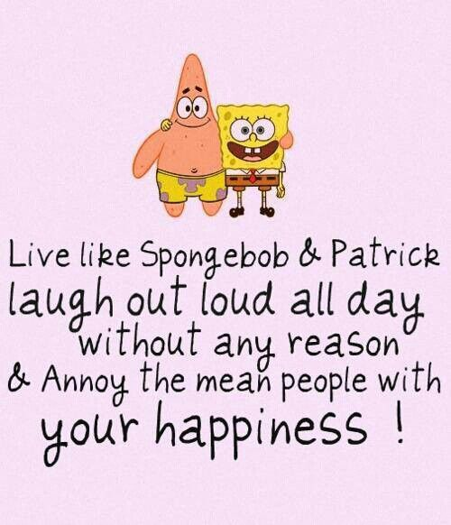 Spongebob Squarepants Quotes