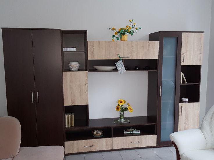 Árban a legkedvezőbb, stílusban pedig talán a legnagyobb változatosságot biztosító nappali bútorunk. Színben és kialakításban sem kell kompromisszumot kötnöd.