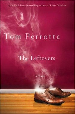 The Leftovers by Tom Perrotta - just found out that HBO is filming this right now for a series.  Very excited!