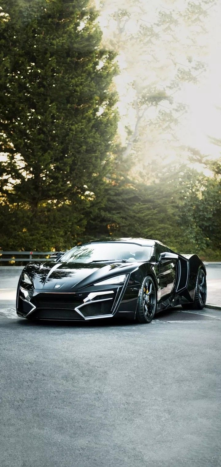 Facts About The Lykan Hyper Sport Car Jiangchenqu 1 5 At 3 4 Million The Lykan Hypersport Is One Of The Most Expensive Cars In The World In Fact Lykan Hypersport Best