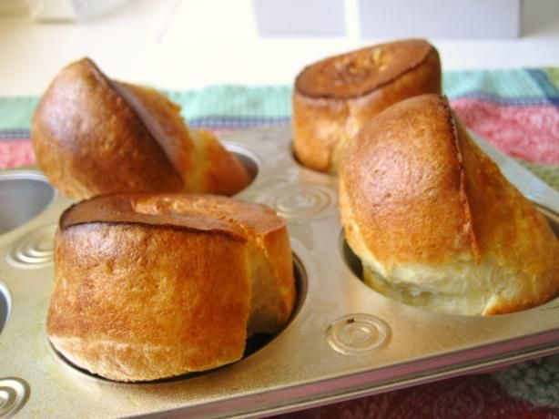 Food Network Alton Brown Yorkshire Pudding