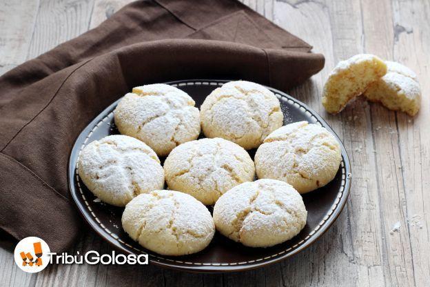 Biscottini croccanti al limone