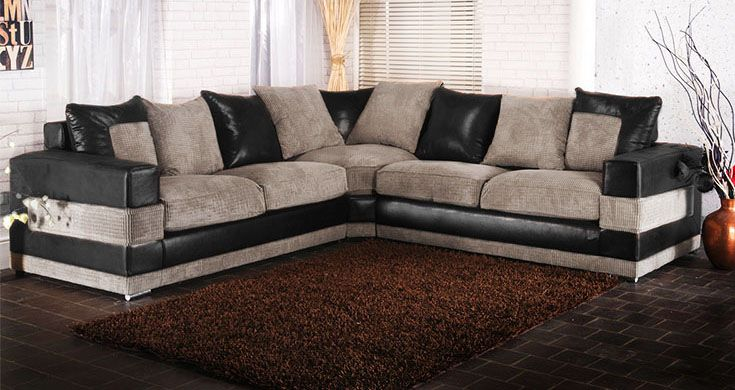 Add Comfort And Elegance To Your Home With Wide Sectional Sofas Corner Sofa Fabric Leather Corner Sofa Modern Sofa Sectional