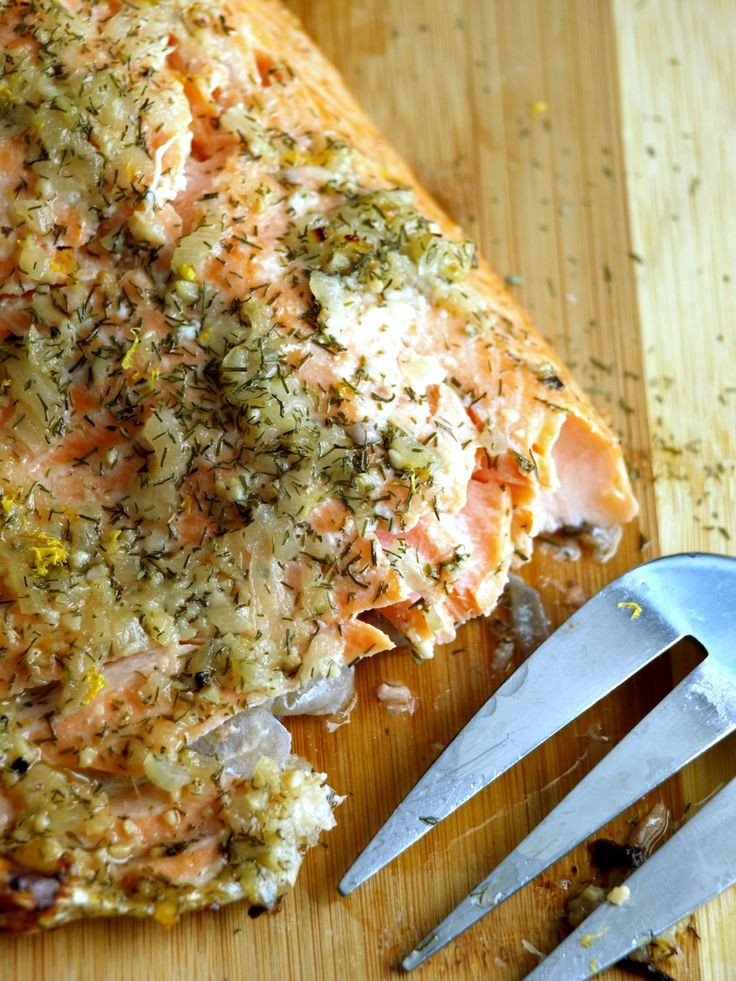 Quick and Simple Steelhead Trout Recipe is elegant enough for entertaining guests, but it's also simple enough to make it for weeknight dinners