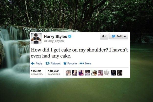 The 24 Deepest Harry Styles Tweets Of 2013 http://www.buzzfeed.com/mackenziekruvant/deepest-harry-styles-tweets-of-2013