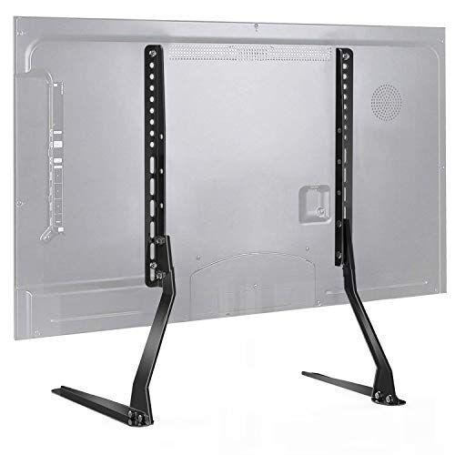 """UNIVERSAL TV STAND BASE TABLETOP VESA PEDESTAL MOUNT FOR LCD LED TV 37-70/"""""""