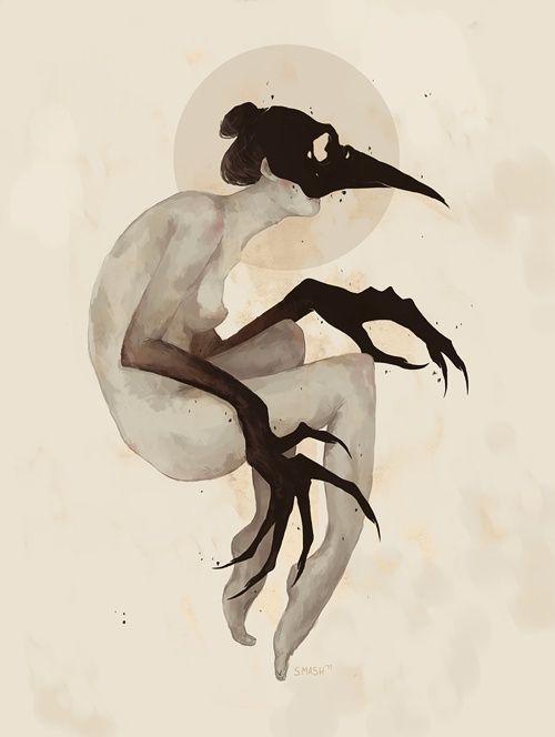 Her Strange Angels: Blood and Bone