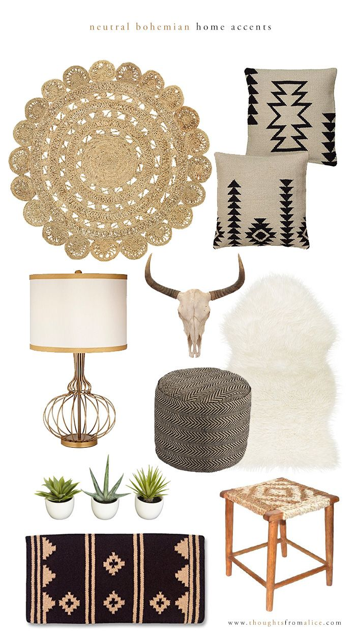 25 best ideas about boho glam home on pinterest for Home decor and accents