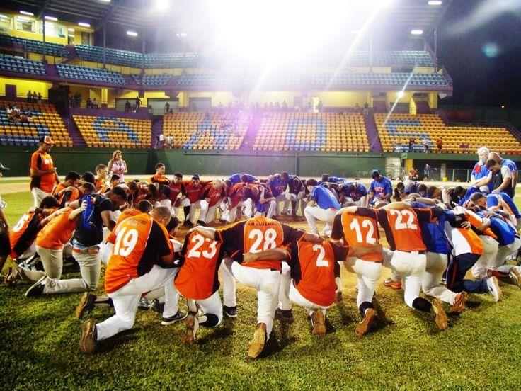 EQUIPOS DE LA COLICEBA AAA JUVENIL 2016 Y EL JUEGO DE ESTRELLAS DEL DOMINGO EN MANATI.