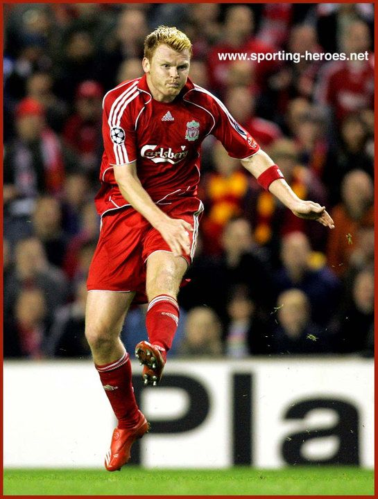 John Arne Riise - Liverpool.