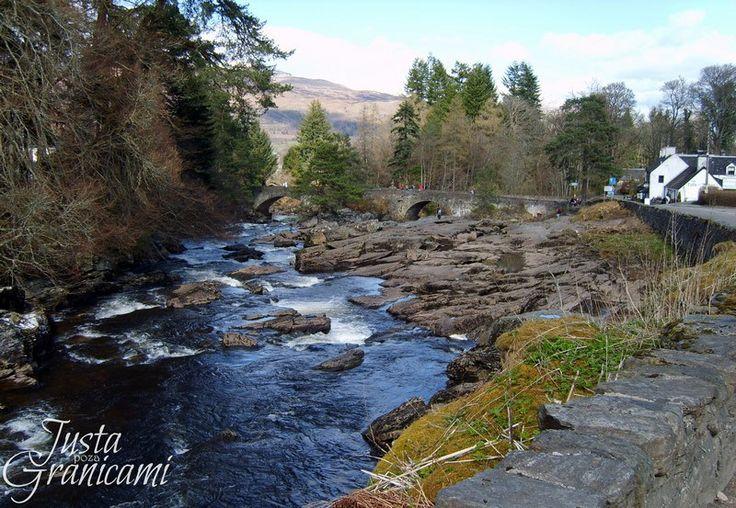 Falls of Dochart, Killin, Scotland