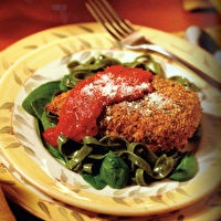 Baked Chicken Parmesan by Eating for Life - Bill Phillips: Chicken Recipes, Eating For Life Bill Phillip, Chicken Parmesan, Life Recipes, Bill Phillip Baking Chicken, Eating Healthy, Healthy Recipes, Favorite Recipes, Bill Phillip Recipes