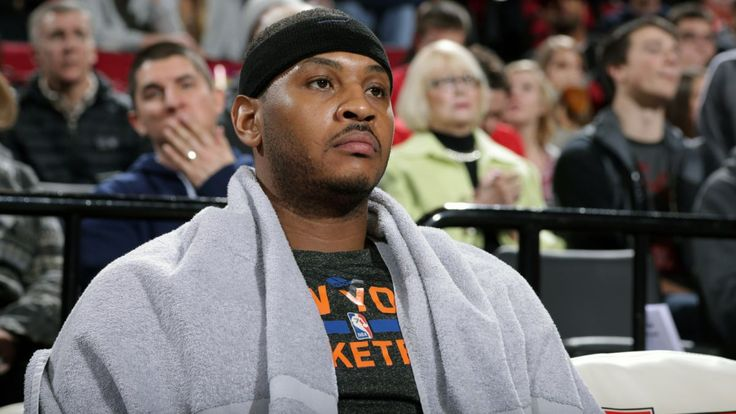 Breaking news for NBA fans was announced today. New York Knicks' Carmelo Anthony will need to have knee surgery following pain for the majority of the season. There is no timetable determined as to when he will return to the court, according to President of Basketball Operations Phil Jackson. How do you think this will impact the team?