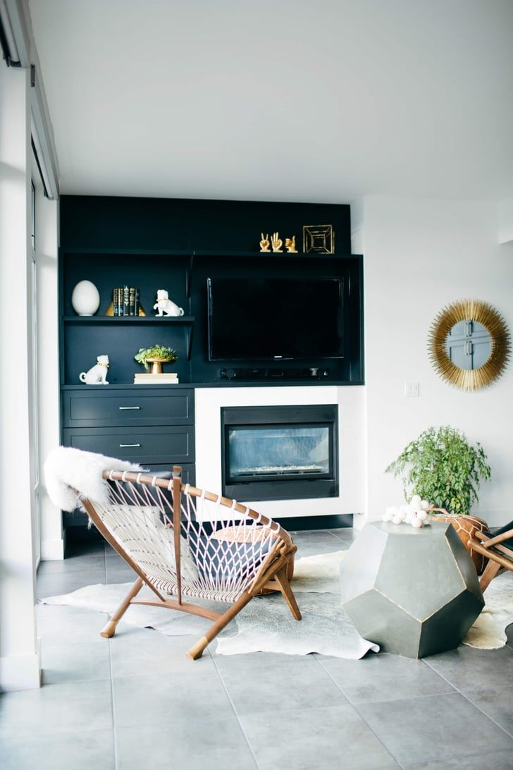 no fireplace no problem these are the 6 best fireplaces you can rh pinterest com