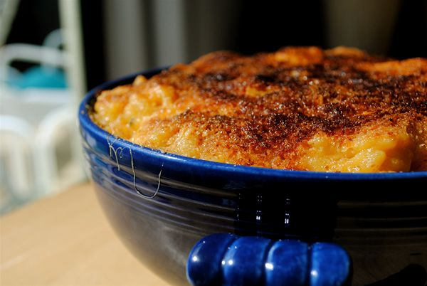 Company's Coming Baked Mac and Cheese
