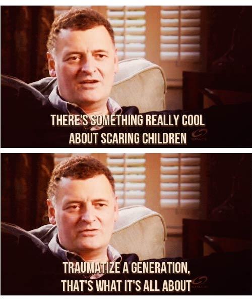 Ladies and gentlemen, Steven Moffat.: This Man, Good People, Totally Geek, Moffat Evil, Geek Craze, Doctors Who, Steven Moffat, Awesome People, Dr. Who