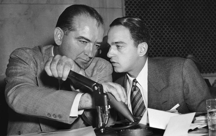 I haven't been counting recently, but it seems as if almost every moderate, liberal, or left-wing pundit and politician who surveys the political future alludes to the prospect of a new McCarthyism.