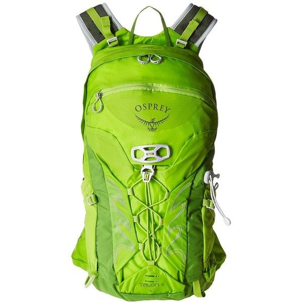 Cute Osprey Talon Spring Green Backpack Bags liked on Polyvore
