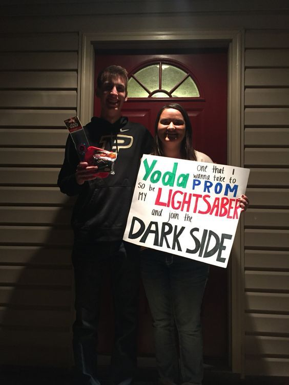 Star Wars Promposals Google Search Homecoming