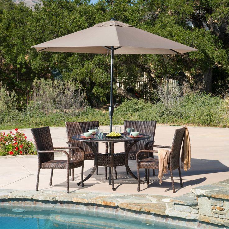 Home Loft Concept Heidi 5 Piece Dining Set   Reviews   Wayfair. 13 best Outdoor furniture images on Pinterest
