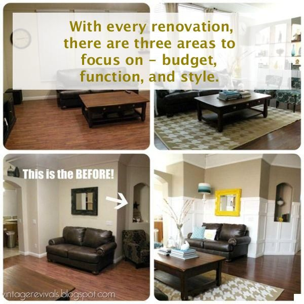 Remodel Your Household With A Small Amount Money And Time And Make Your House Look Wonderful