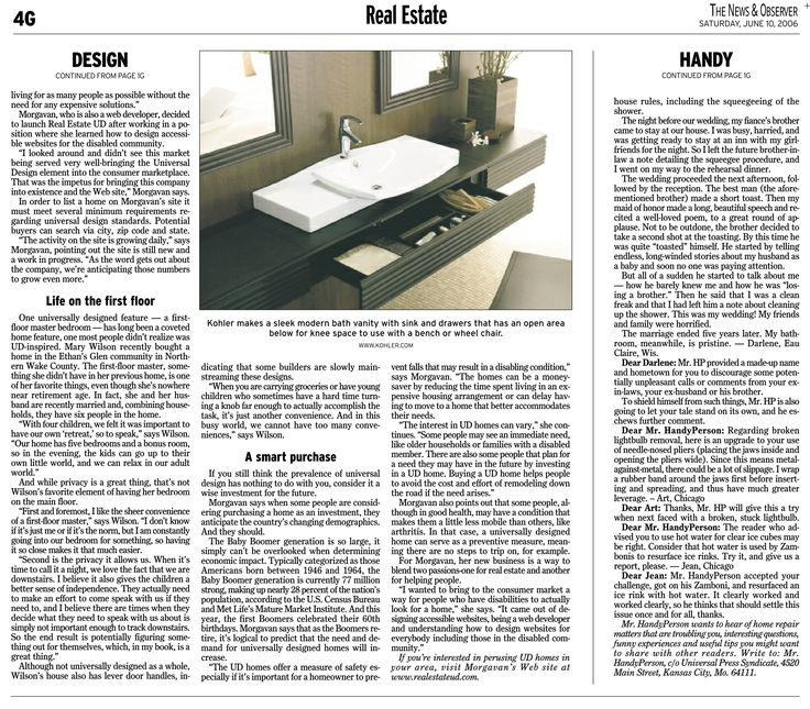 Raleigh NC News & Observer Newspaper