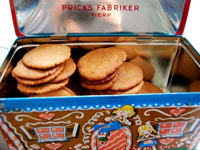 Pepparkakor, mirakelgoda (och snabba!) (kock Anette Rosvall och Emma Hamberg)
