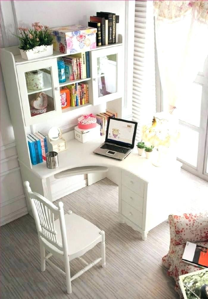 teen ecke schreibtisch craft work nook desk shelves bedroom rh pinterest com