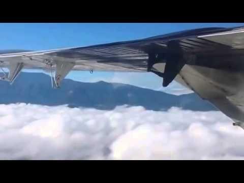 Nature Air Costa Rica  Van Tortuguero Naar San José Airport Met Een DHC6...