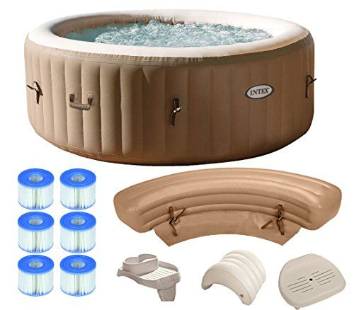 best 25 jacuzzi intex ideas on pinterest piscine. Black Bedroom Furniture Sets. Home Design Ideas
