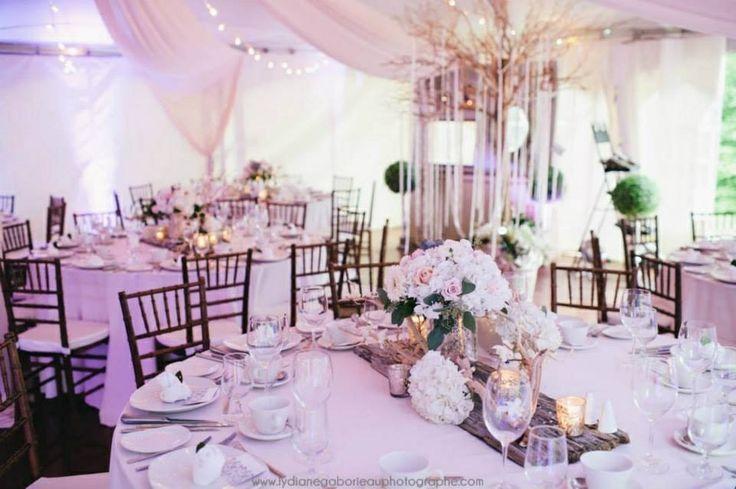 Rustic romantic Table setting. Www.5ssens.com