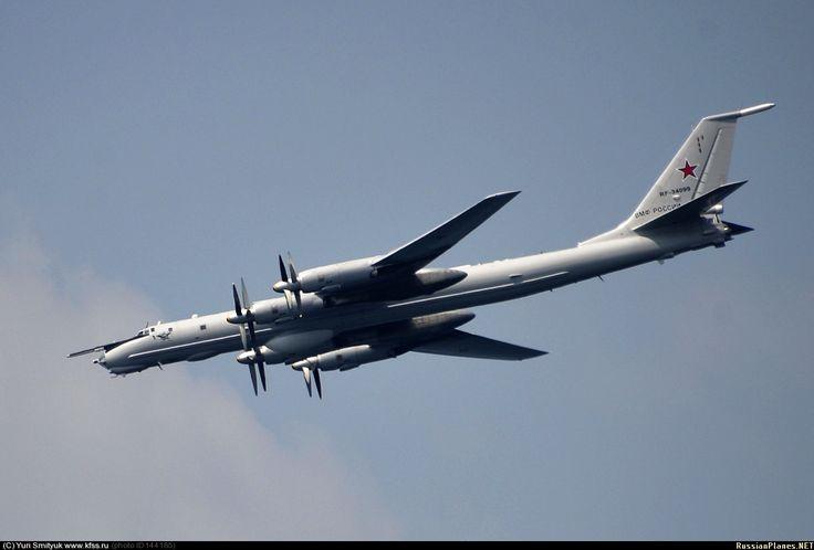 Tupolev Tu-142 Bear F/J