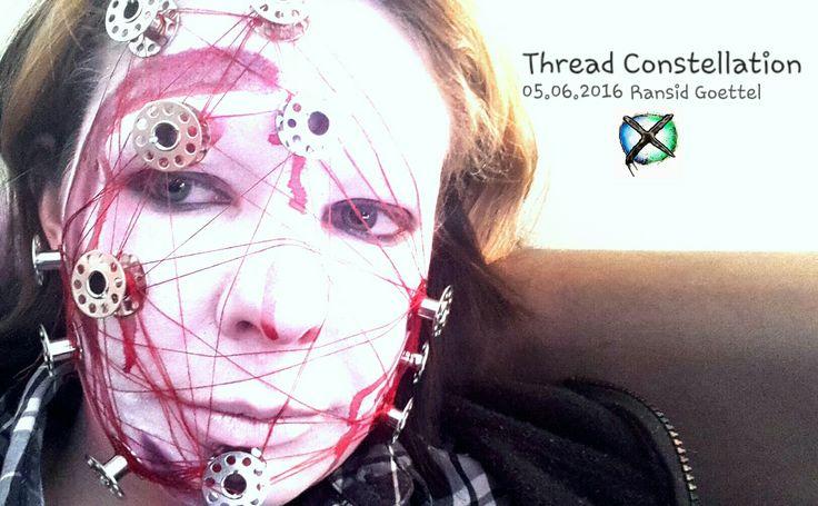 Freaky Thread Constellation MakeUp