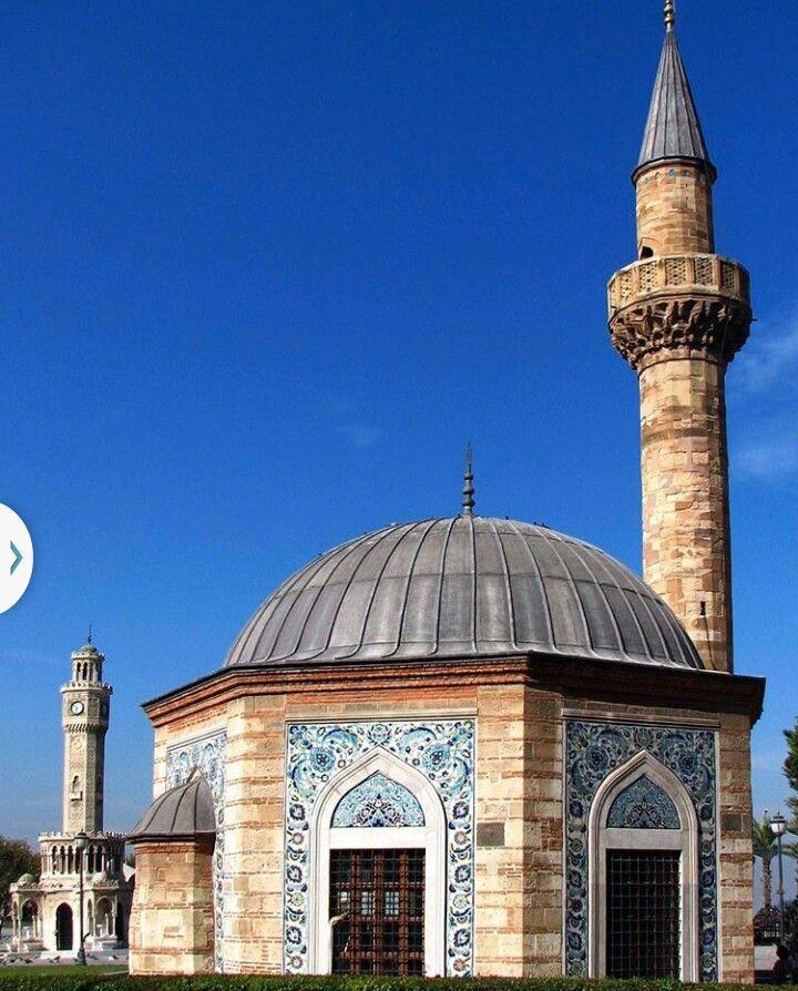 Konak Yalı Camii- İZMİR🌲