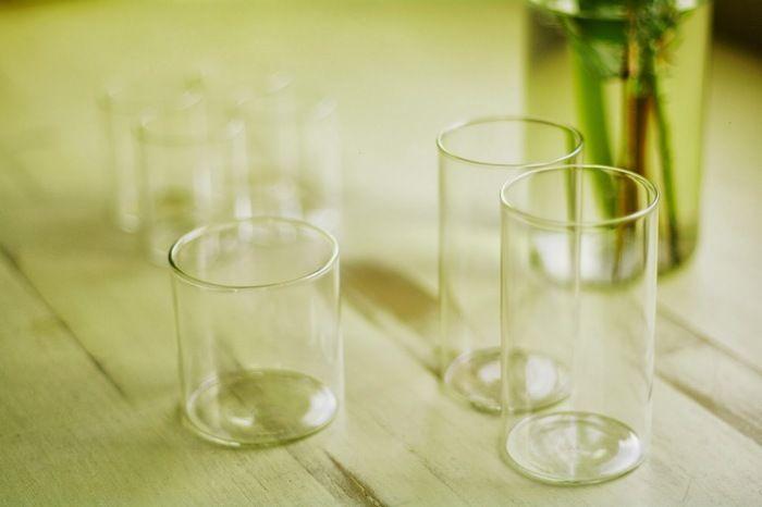 VISION GLASSはインドの理化学機器メーカーBOROSIL社が製造するグラスです。