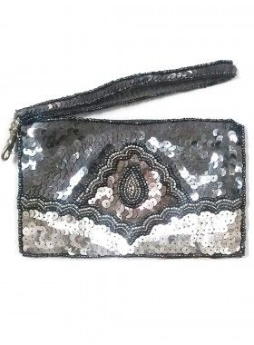 KC Malhan Orion Wristlet. Buy @ http://thehubmarketplace.com/kc%20malhan