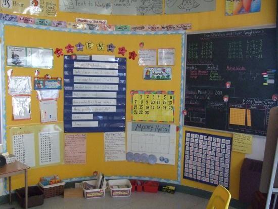 Kindergarten Calendar Routine Ideas : Grade calendar routine school ideas pinterest