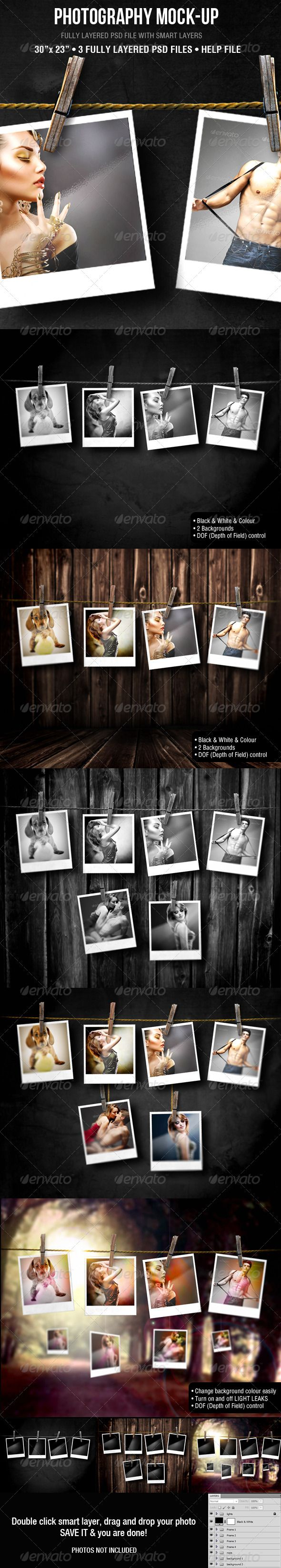 180 best images about psd photo templates on pinterest