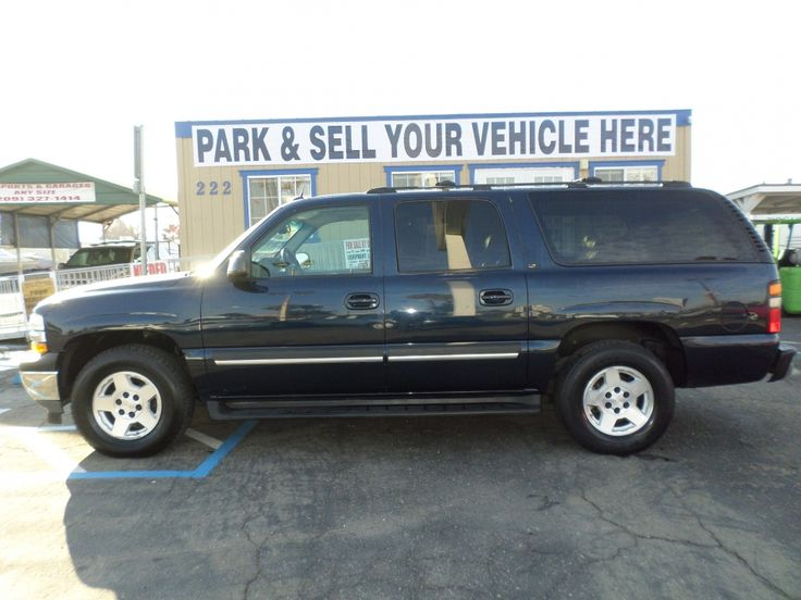 2005 Chevrolet Suburban LT For Sale by Owner