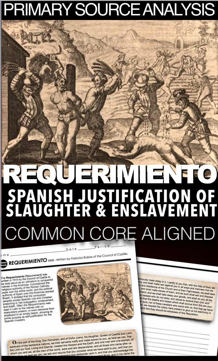 spanish conquest primary sources